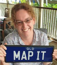 Dr Jeanine McMullan - EGS CEO & Senior Mapper