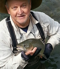 John-Black-Fly Fishing