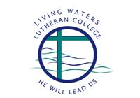 Living Waters Lutheran College Logo