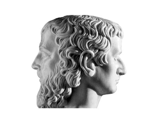 Janus god of beginnings