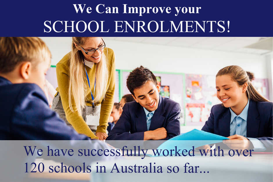 Improve School Enrolment with Education Geographics Marketing & Management Strategies for Schools and Educational Institutions