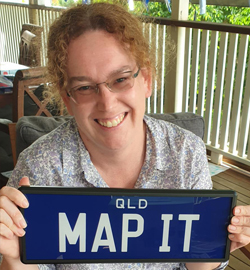 Dr Jeanine McMullan - CEO & Mapper | Education Geographics